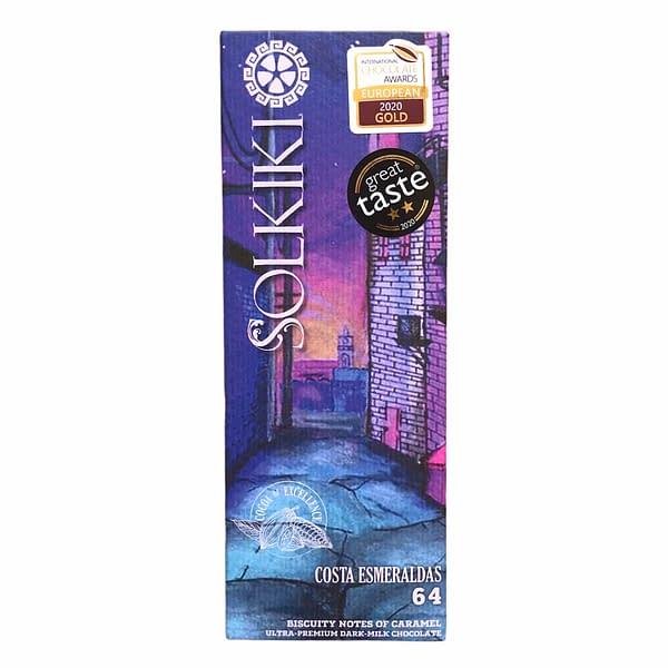 Solkiki - Costa Esmeraldas, Ecuador 64% Coconut Milk