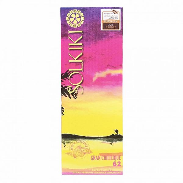 Solkiki - Gran Chililique, Peru 62% Coconut Milk