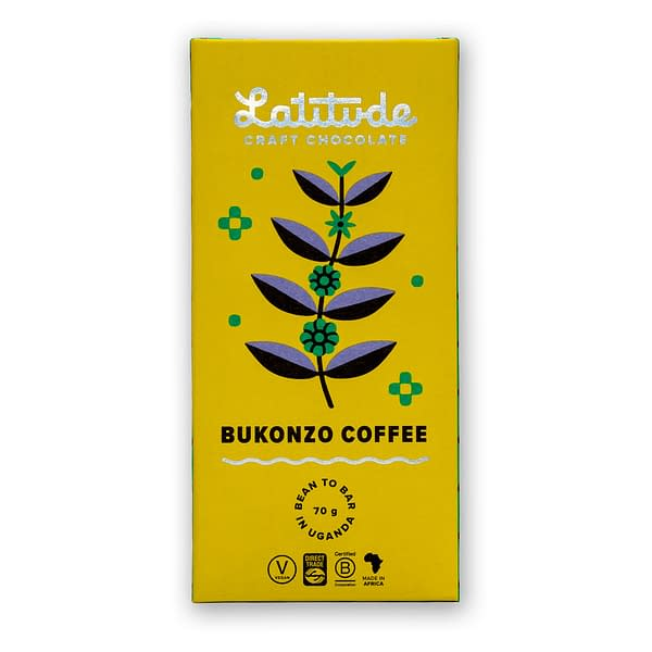 Latitude - Semuliki, Uganda 70% Dark with Bukonzo Coffee