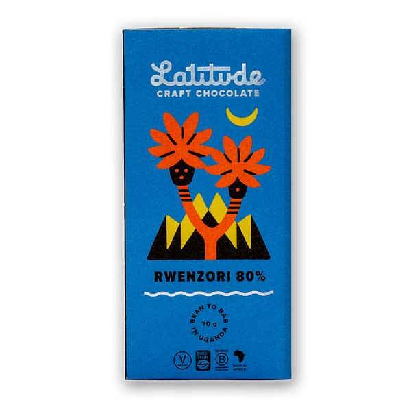 Latitude - Rwenzori, Uganda 80% Dark