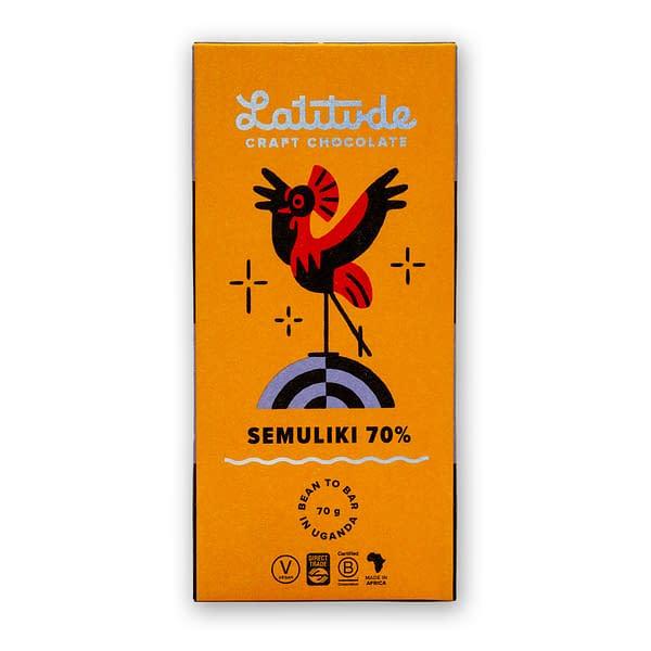 Latitude - Semuliki, Uganda 70% Dark