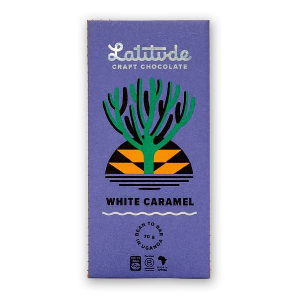 Latitude - Semuliki, Uganda White Chocolate