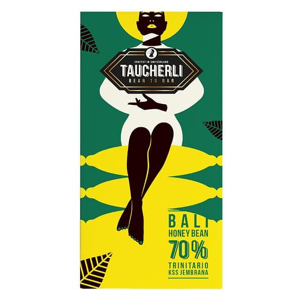 Taucherli - KSS Kembrana, Bali 70% Dark