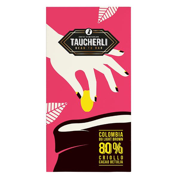 Taucherli - Betulia B9, Colombia 80% Dark