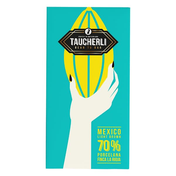 Taucherli - Finca La Rioja, Mexico 70% Dark