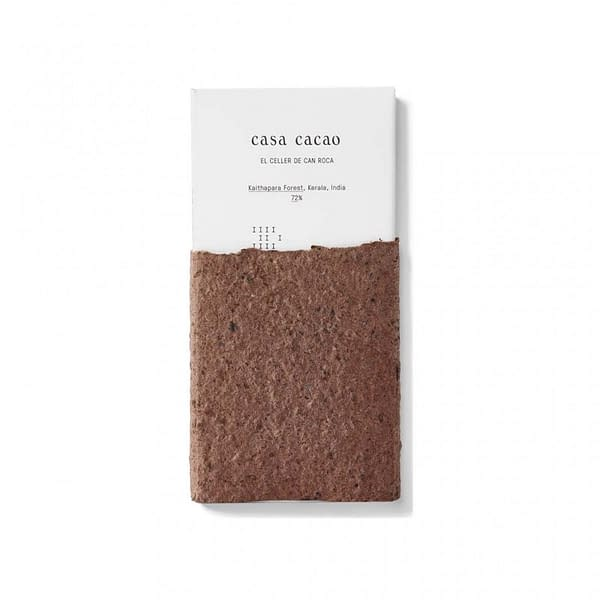 Casa Cacao - Kerala, India 72% Dark