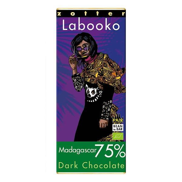 Zotter - Sambirano, Madagascar 75% Dark