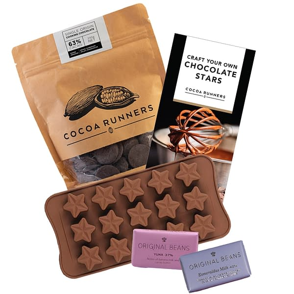 Cocoa Runners - Make Your Own Christmas Stars Kit