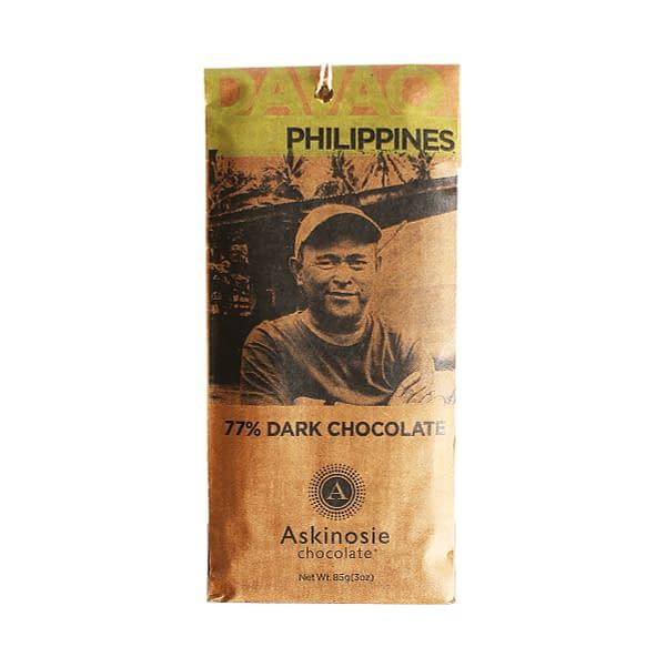 Askinosie - Davao, Philippines 77%