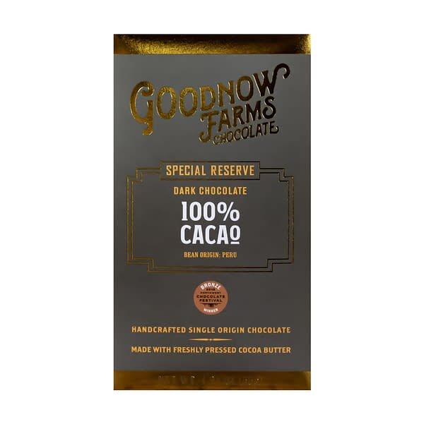 Goodnow Farms Chocolate - Ucayali, Peru 100%
