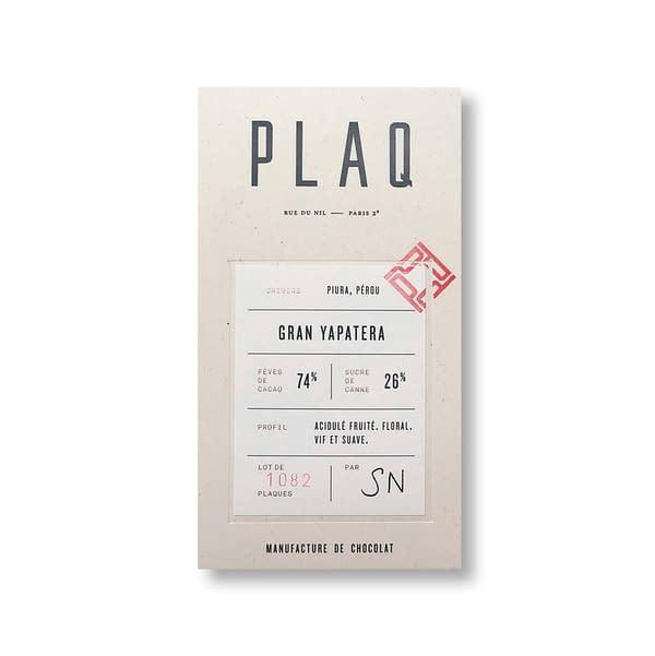 Plaq - Gran Yapatera, Peru 74%