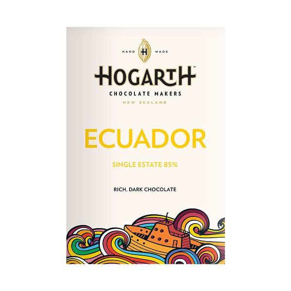 Hogarth - Hacienda Victoria, Ecuador 85%