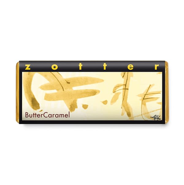 Zotter - Butter Caramel Bar