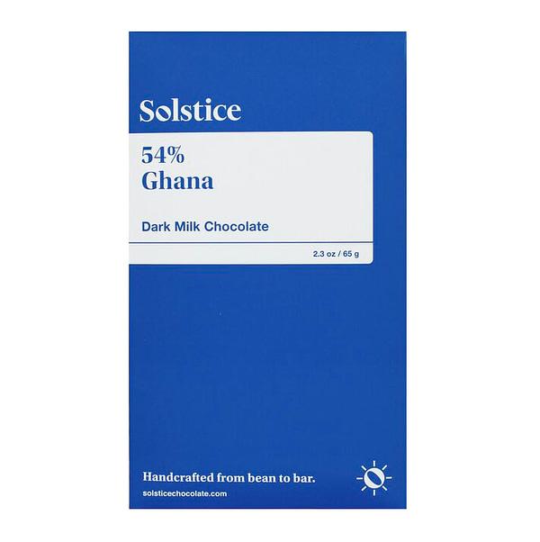 Solstice - Ghana 54% Dark Milk