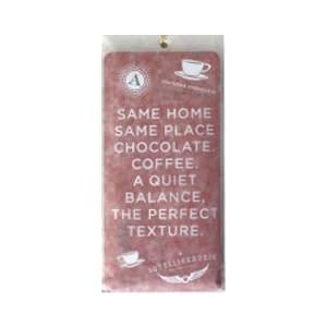 Askinosie - Dark Chocolate + Coffee CollaBARation
