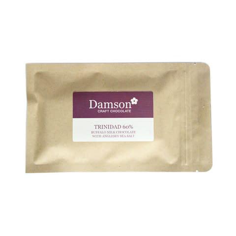 Damson Trinidad Buffalo Milk 60%