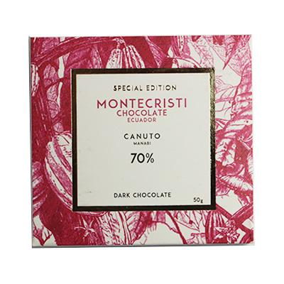 Montecristi - Canuto 70% Signature Bar