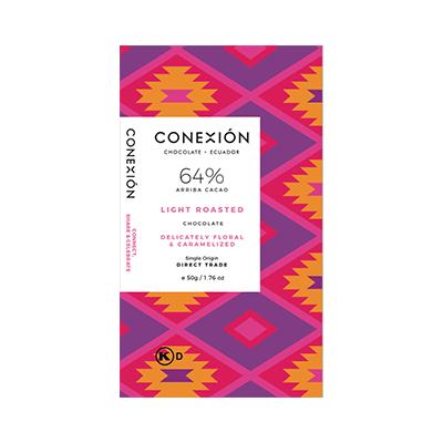 Conexion - Light Roast Dark 64%