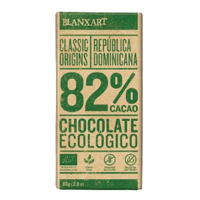 Blanxart - Dominican Republic 82% Dark Chocolate