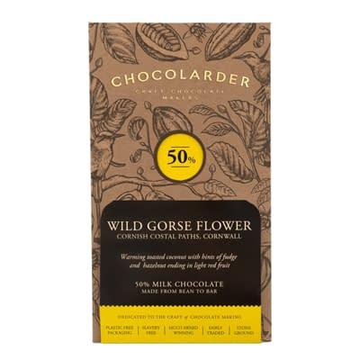 Chocolarder Wild Gorse Flower