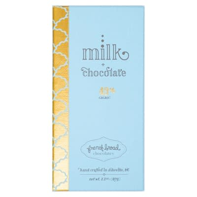 French Broad Chocolates - 43% Milk Chocolate