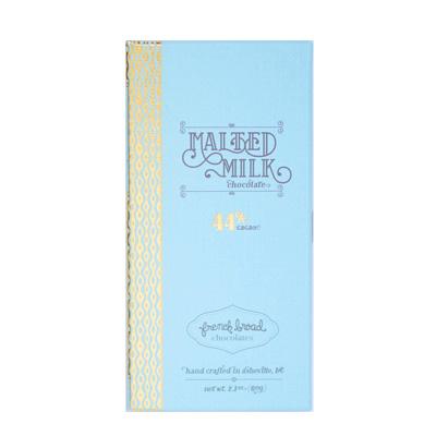 French Broad Chocolates - Malted Milk Chocolate