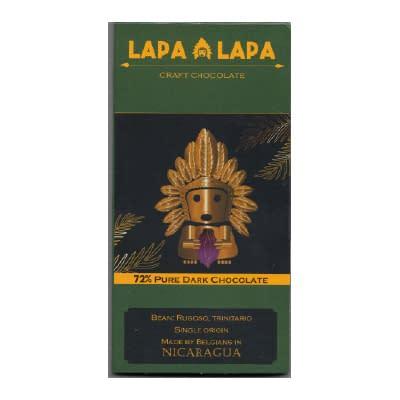 Lapa-Lapa - Rugoso Nicaragua 72% Dark Chocolate