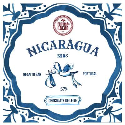 Feitoria do Cacao - Nicaragua Milk with Nibs