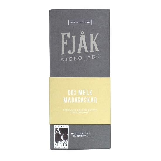 Fjak - Bejofo Estate, Madagascar 60% Dark Milk