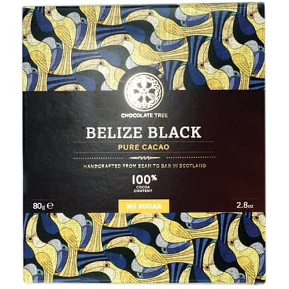 Chocolate Tree - Belize Black 100%
