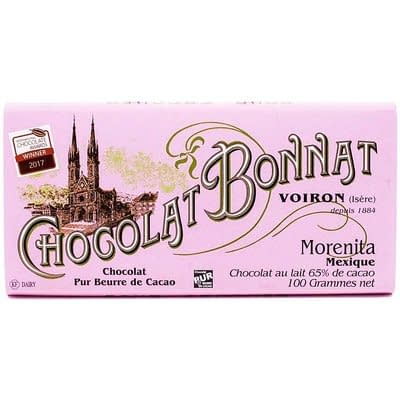 Bonnat - Morenita, Mexico Dark Milk 65%