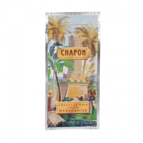 Chapon - Madagascar 75% Dark Chocolate