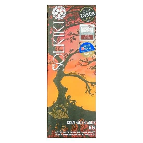 Solkiki - Gran Palo Blanco Coconut Dark Milk 65%