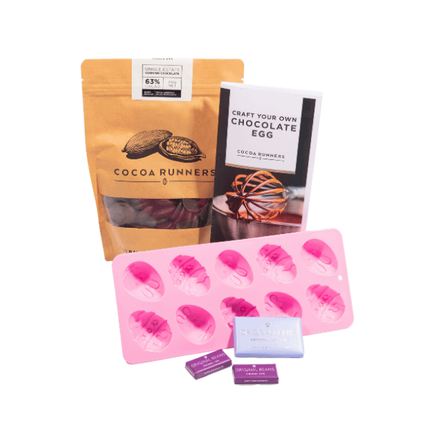 Cocoa Runners - Make Your Own Easter Egg Kit