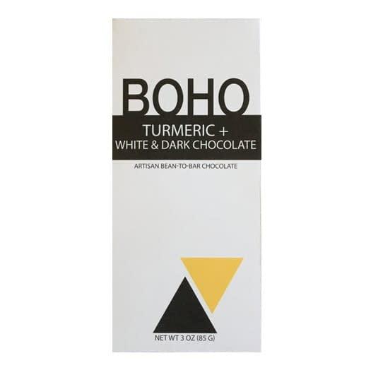 BOHO - Turmeric Swirl White Chocolate